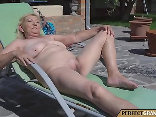 summer holidays with my grandmother